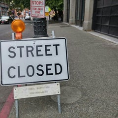 Photo taken at Pioneer Square by Andreas S. on 7/27/2015