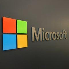 Photo taken at Microsoft Studio F by MJ L. on 5/22/2014