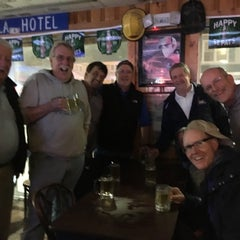 Photo taken at Cork Bar by Ed M. on 3/11/2016
