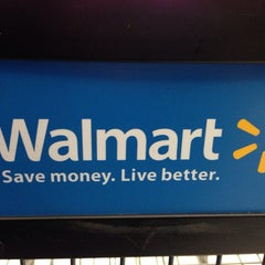 Photo taken at Walmart Supercenter by CanceledAccount P. on 2/23/2014
