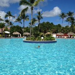 Photo taken at Club Med-pool by Nate F. on 11/21/2012