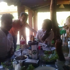 Photo taken at Cantinho De Minas by Anderson F. on 10/11/2014