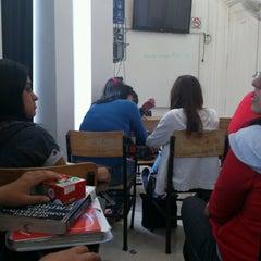 Photo taken at Universidad Mexicana Polanco by Omar J. on 2/11/2013