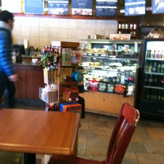 Photo taken at Caribou Coffee by Ryan M. on 3/5/2013