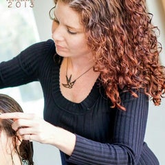 Photo taken at Thairapy Salon by Nicole N. on 2/12/2013