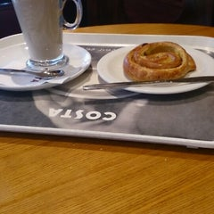 Photo taken at Costa Coffee by john D. on 7/2/2013