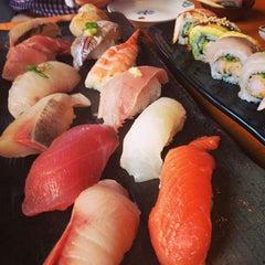 Photo taken at Okoze Sushi by Davy K. on 6/9/2013