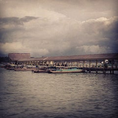 Photo taken at Sri Bintan Pura Ferry Terminal by Josette H. on 2/11/2013