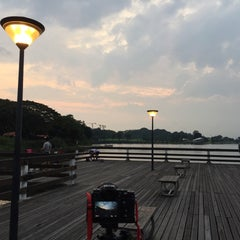 Photo taken at Lower Seletar Reservoir by Shirly H. on 7/6/2015