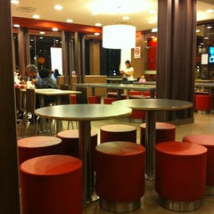 Photo taken at McDonald's by Thiba N. on 12/3/2012