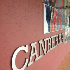 Photo taken at Canberra and Region Visitors Centre by Chris H. on 7/2/2013
