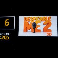 Photo taken at M-89 Cinema by Sara P. on 7/15/2013