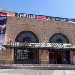 Photo taken at Centro Cultural Estación Mapocho by Sebastian R. on 3/6/2013