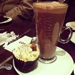 Photo taken at Costa Coffee (Коста Кофе) by Vikusia🎀 P. on 10/8/2013