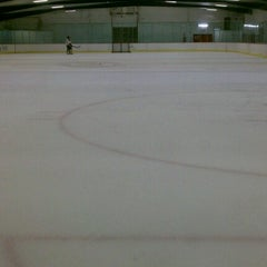 Photo taken at Raleigh Center Ice by David C. on 9/23/2012