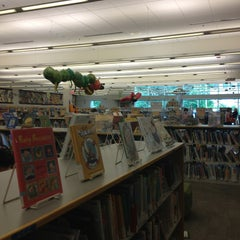 Photo taken at Cameron Village Regional Library by Rae D. on 7/9/2013