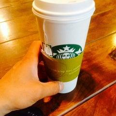 Photo taken at Starbucks by Wil S. on 4/29/2014