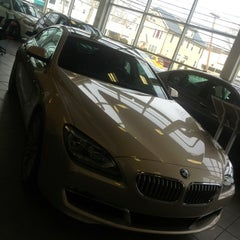 Photo taken at Westchester BMW by Wil S. on 1/25/2013