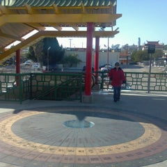 Photo taken at Metro Gold Line - Chinatown Station by Mo R. on 2/12/2013