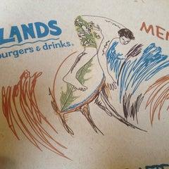 Photo taken at Islands Restaurant by Trisha C. on 4/19/2013