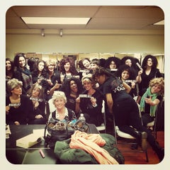 Photo taken at Aveda Institute by Katie L. on 3/21/2013