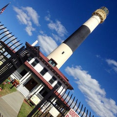 Photo taken at Absecon Lighthouse by Francisco S. on 9/14/2013