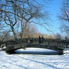 Photo taken at Городской парк культуры и отдыха им. М. Горького by Andrei K. on 2/11/2013
