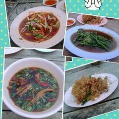 Photo taken at ร้าน แซ้บเวอร์ (มหาดไทย) by PiChaYaPorn J. on 5/5/2014