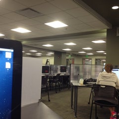 Photo taken at Strozier Library by Sevgi Ş. on 10/5/2013