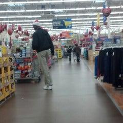 Photo taken at Walmart Supercenter by TidewaterToday B. on 2/13/2013