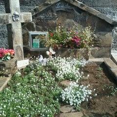 Photo taken at Cementerio de Victoria by Francisco A. on 3/29/2013
