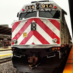 Photo taken at San Jose Diridon Caltrain & Amtrak Station by Caltrain S. on 4/5/2013