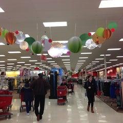 Photo taken at Target by Tom S. on 11/29/2013