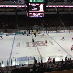 Photo taken at Agganis Arena by Justin S. on 2/23/2013