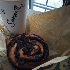 Photo taken at Starbucks by samantha j. on 7/15/2015