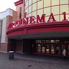 Photo taken at MJR Partridge Creek Digital Cinema 14 by Bryan Monica M. on 2/16/2013