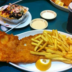 Photo taken at Fish and Chips by Waqar K. on 3/28/2013