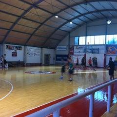 Photo taken at Centro Sportivo Anagni Basket by Roberto B. on 7/25/2013