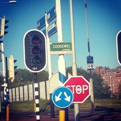 Photo taken at Amsterdam Zuid-Oost by Joost B. on 5/3/2014