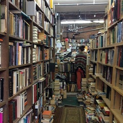 Photo taken at MacLeod's Books by Stacy on 1/18/2014