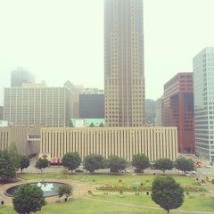 Photo taken at Hilton St. Louis at the Ballpark by Sara Ö. on 8/9/2014
