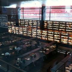 Photo taken at Biblioteca Museo Reina Sofía - Edificio Nouvel by Stevie S. on 9/14/2012