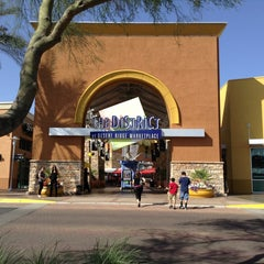 Photo taken at Desert Ridge Marketplace by Kira J. on 3/23/2013