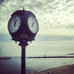 Photo taken at North Beach Boardwalk by Petr L. on 10/17/2012