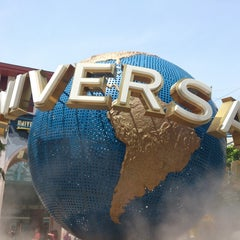 Photo taken at Universal Studios Singapore by Max C. on 6/15/2013