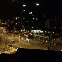 Photo taken at Park Inn by Radisson Cardiff City Centre by Steve L. on 10/4/2014