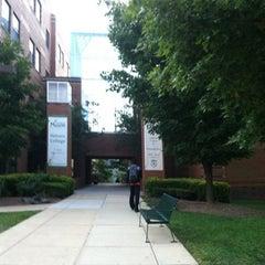 Photo taken at Enterprise Hall - George Mason University by Rick J. on 9/17/2012