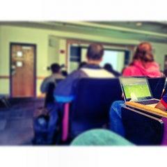 Photo taken at Enterprise Hall - George Mason University by Rick J. on 10/12/2012