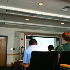 Photo taken at Enterprise Hall - George Mason University by Rick J. on 9/21/2012