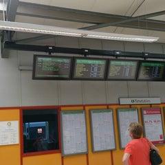 Photo taken at Northampton Railway Station (NMP) by Custodio D. on 6/30/2013